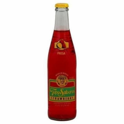 Topo Chico, Drink Strawberry, 11.5-Ounce (24 Pack)