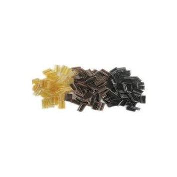 Keratin Nail Glue Fusion Tips, Color Black