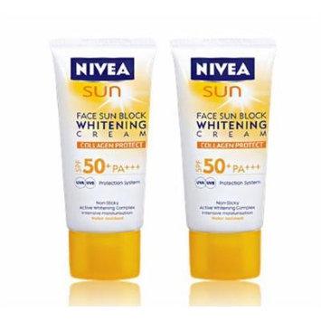 NIVEA Sun Block Face Whitening Cream