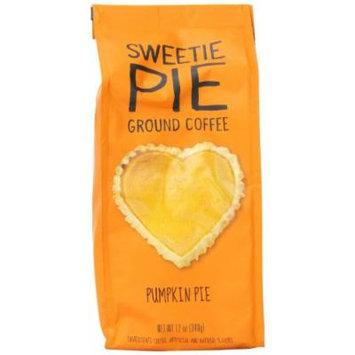 Sweetie Pie Ground Coffee Pumpkin Pie 12 Oz (Pack of 2)