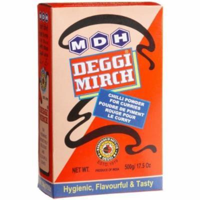 MDH Deggi Mirch, Chilli Powder for Curries 500 Grams