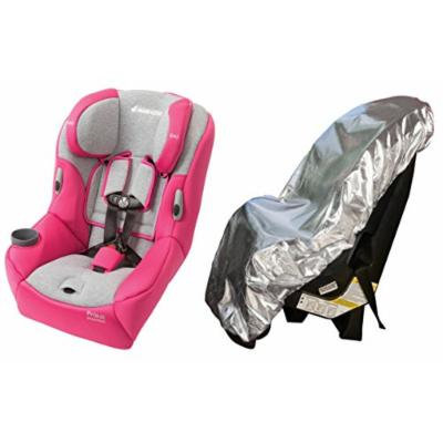 Maxi Cosi Pria 85 Convertible Car Seat with Sun Shade Cover, Pink
