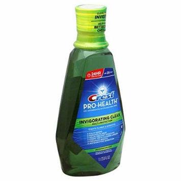Crest Pro-Health Oral Rinse Invigorating herbs, Mint, 2.62 oz(us)