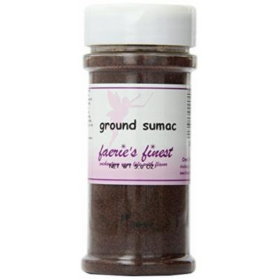 Faeries Finest Ground Sumac, 5.00 Ounce