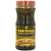 J1 Korean BBQ Sauce, Kalbi and Bulgogi, 33.86 Ounce