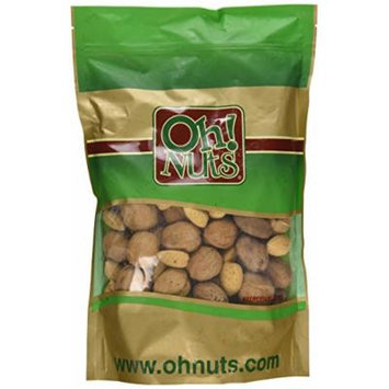 Mixed Nuts in Shell 2 Pound Bag (32 Oz) - Oh! Nuts