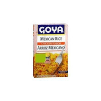 Goya Mexican Rice Chicken Flavor 8.0 oz. (Quantity of 6)