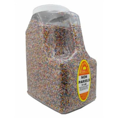 Marshalls Creek Spices Non Pariels, Rainbow, XX-Large, 10 Pound