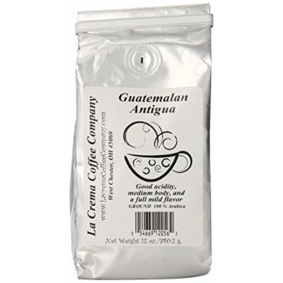 La Crema Coffee Guatemalan Antiqua, 12-Ounce Packages (Pack of 2)
