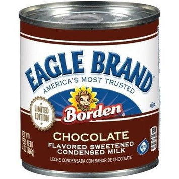 Borden Chocolate Sweetened Condensed Milk 14oz.