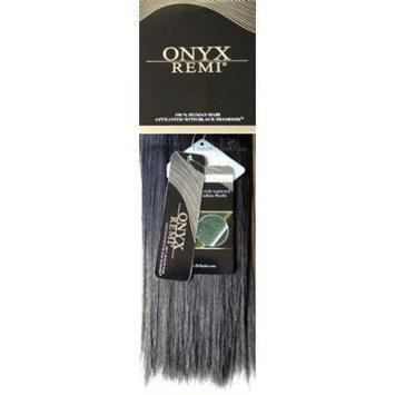 Black Diamond ONYX REMI 100% Human Hair YAKY 10