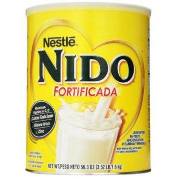 Nestlé NIDO Fortificada Dry Milk, 3.52 Pound Canister
