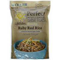 Perfect Sense Gluten Free Ruby Red Rice, Sesame Ginger, 5 Ounce (Pack of 4)