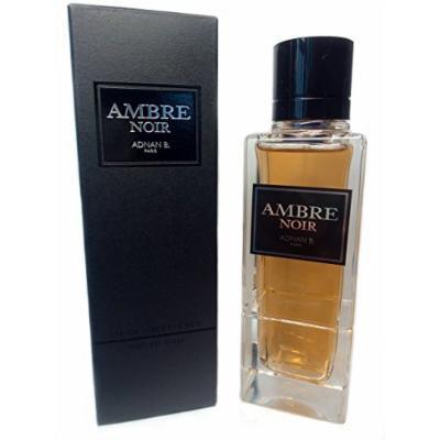 AMBRE NOIR for Men Eau De Toilette Spray 100ml/3.4fl.oz By Adnan B. Paris