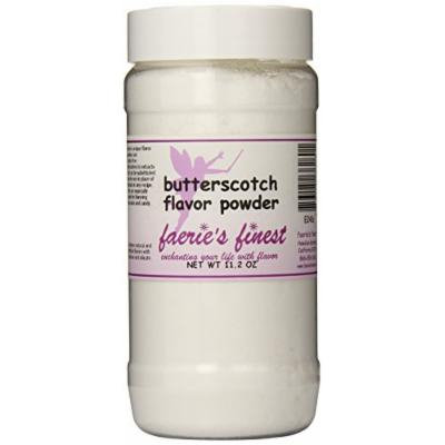 Faeries Finest Flavor Powder, Butterscotch, 11.20 Ounce