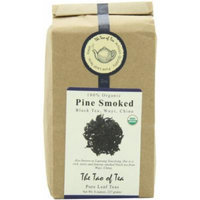 The Tao of Tea Pine Smoked Black, 8-Ounce Bags (Pack of 3)