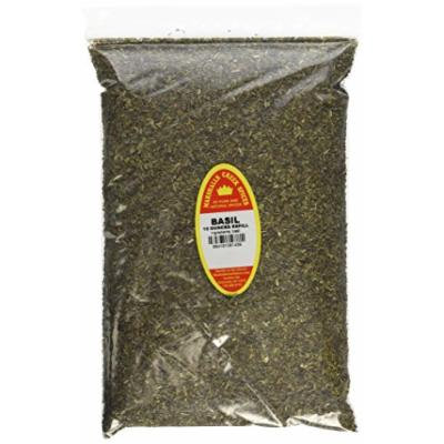 Marshalls Creek Spices Family Size Refill Basil, 12 Ounces