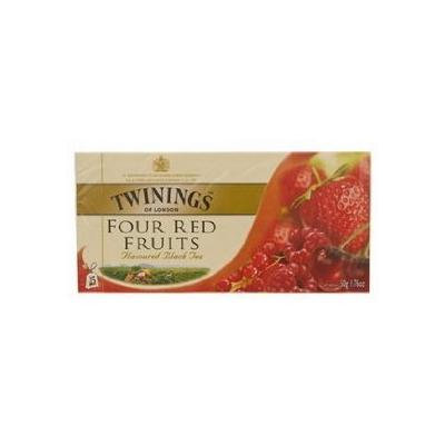 Twinings® Four Red Fruits Instant Tea Bags