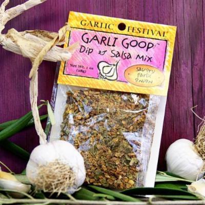Garli Goop Dip Mix: Savory Garlic Onion