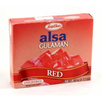 Lady's Choice Alsa Gulaman Red 3.17oz