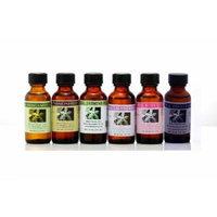 Bakto Flavors Natural Collection, Floral Plus, 6 count.