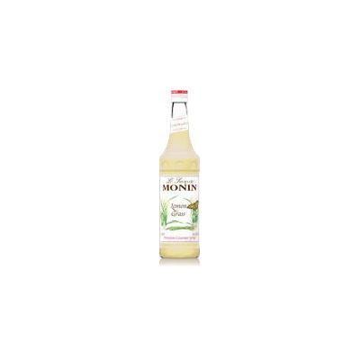 Monin Flavored Syrup, Lemon Grass, 33.8-Ounce Plastic Bottle (1 Liter)
