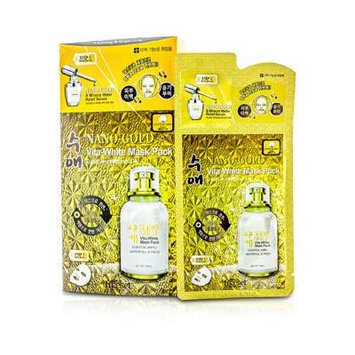 Freeset Nano-Gold 2 Step Mask Pack - Vita White 10x25g/0.83oz
