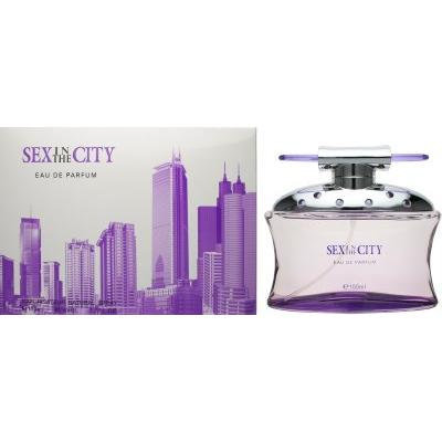 Sex in the city perfume lust