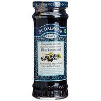 Charles Jacquin-St.Dalfour Consrv, Blk Curr, 100%Fruit, 10-Ounce (Pack of 6)