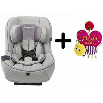 2015 Maxi-Cosi Pria 70 Convertible Car Seat - Grey Gravel + Mamas & Papas Baby on Board