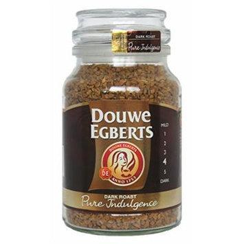 Douwe Egberts Pure Indulgence Instant Coffee, Dark Roast, 6.7-Ounce, 190g (Pack of 2)