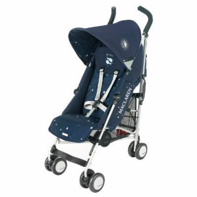 Maclaren Quest Stroller Zodiac Navy/Silver