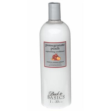 Back to Basics Pomegranite Peach Replenishing Conditioner 33 Ounces
