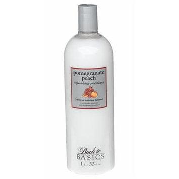 Back to Basics Pomegranite Peach Replenishing Conditioner 33 Ounces