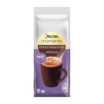 1 x Jacobs Momente with Milka - Chocolate Cappuccino-