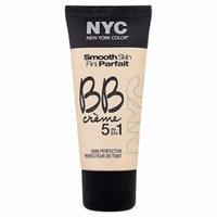 N.Y.C. New York Color BB Creme Foundation, Light, 1 Fluid Ounce