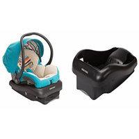 Maxi Cosi Mico AP Infant Car Seat Bohemian Blue Bonus Extra Base