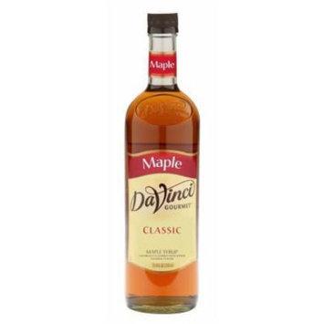 Da Vinci Maple Syrup, 750 ml Glass bottle