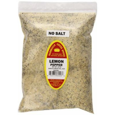 Marshalls Creek Spices Refill Pouch No Salt Lemon Pepper Seasoning, XL, 16 Ounce
