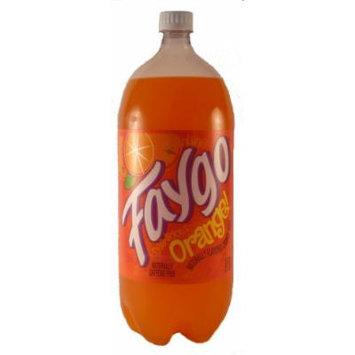 Faygo Orange! Dee-licious Naturally Flavored Soda Pop 2 Liter Bottle