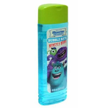 Monsters University Bubble Bath