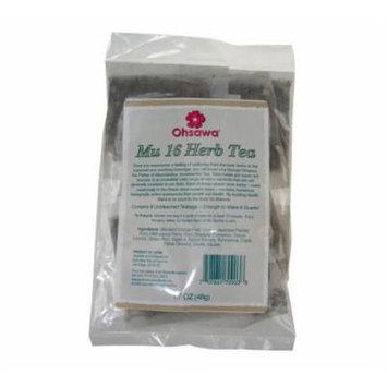 OHSAWA® MU TEA #16 - 8 BAGS