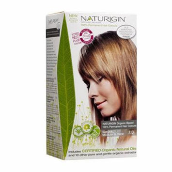 Naturigin Permanent Hair Color, Natural Blonde, Medium
