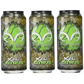 Team Realtree AP Outdoor Energy Drink (Case of 12 Drinks)