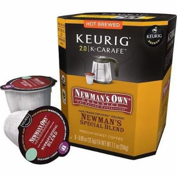 Keurig 48-ct Newman's Own Organics Special Blend K-Carafe Pack