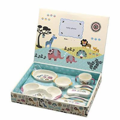 Richelle KINPRO baby Dinnerware Set KS-5 SA