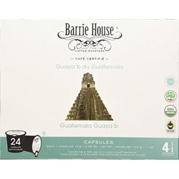 Barrie House SMBC FTO Guatemala Guaya'B Single Cup Capsule, 24 Count