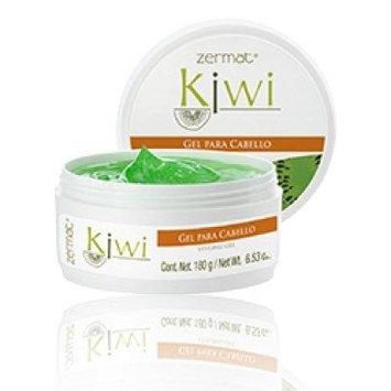 Zermat Styling Gel With Kiwi Extract,Gel para el Cabello Con Extracto de Kiwi