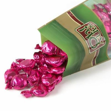 Hot Pink Fruit Flashers Hard Candy - Strawberry - 2 Pounds - Oh! Nuts