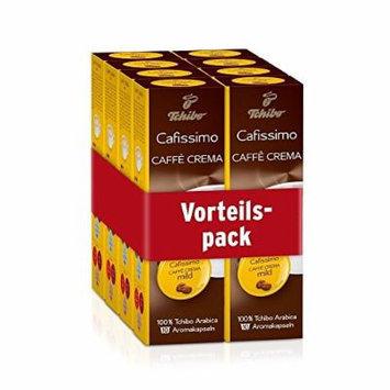 Tchibo Cafissimo Caffè Crema mild 80 Capsules